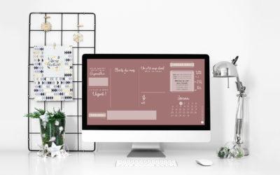 Protégé: FREEBIE | Fond d'écran pour entrepreneuse organisée – Janvier 2020