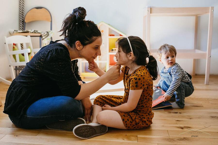 Maman et entrepreneure